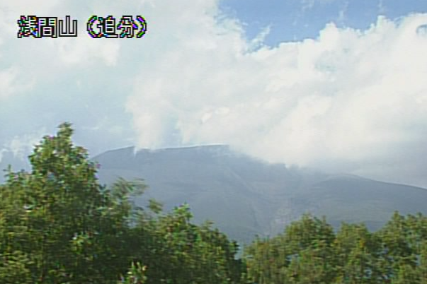 浅間山(追分)